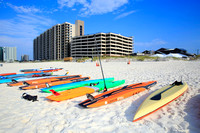 7/25/2015 SUP Races at The Flora-Bama Ole River Bar