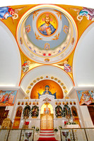 The Consecration of the Annunciation Greek Orthodox Church in Mobile, Alabama, officiated by Metropolitan Alexios of Atlanta on March 8, 9, & 10, 2013.