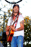 Michael Franti at Bayfest 2012 - Mobile, AL.