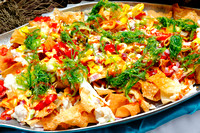 2014 Chef Chris Sherrill's Lionfish Nachos at The Festival of Flavor