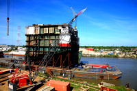 Ship construction for Shell Oil coastal tankers - New Orleans, LA - Shell Trading assignment