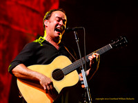 Dave Matthews at The Hangout Beach, Music, and Arts Festival of 2012 in Gulf Shores, Alabama.